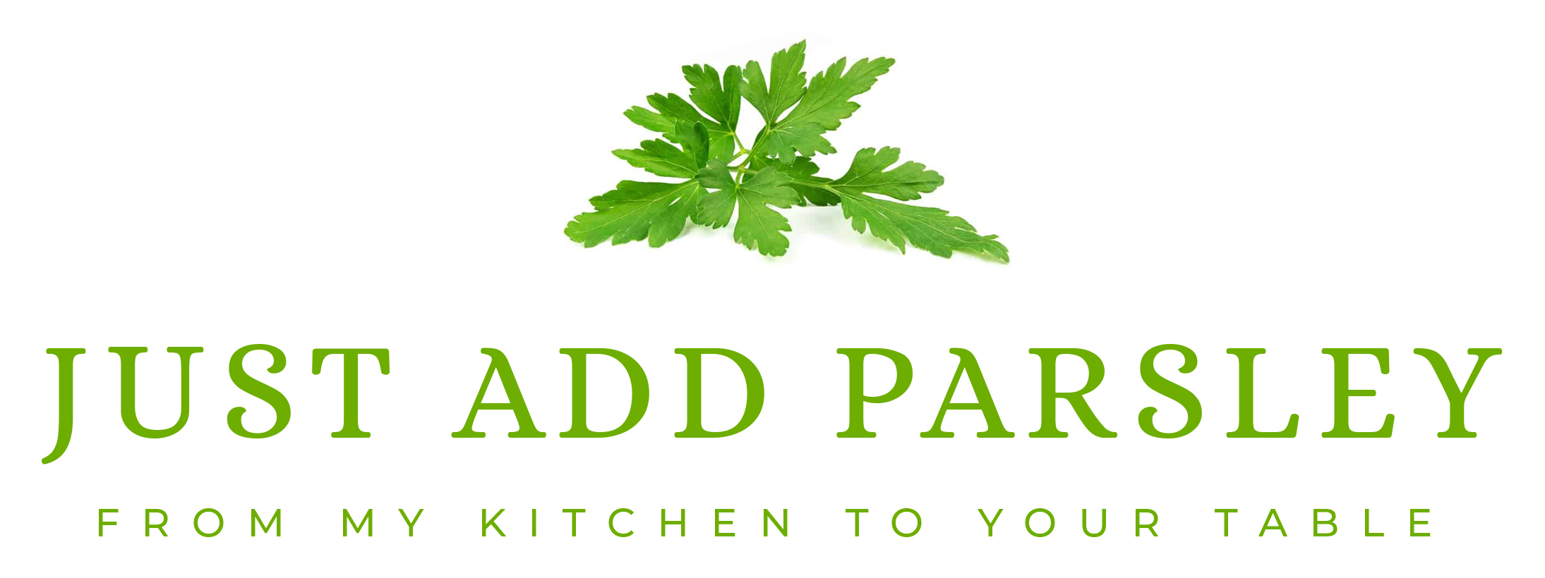 Just Add Parsley logo